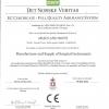 Giấy chứng nhận CE Pen kéo- Pakistan