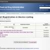 Chứng nhận FDA Bột bó DUKIN- Hàn Quốc