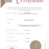 Giấy chứng nhận ISO 13485 Pen kéo- Pakistan