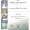 ISO 14001 Bột bó DUKIN- Hàn Quốc