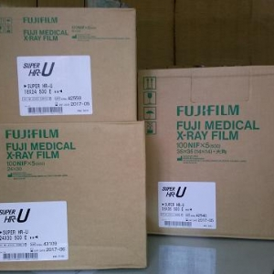 Phim x-quang FuJi Siêu nhậy Super HR-U (Green-Sensitive film)
