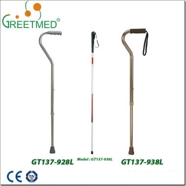 GT137-928,936L,938L GẬY 1 CHÂN INOX