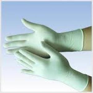 Găng tay khám cao su có bột