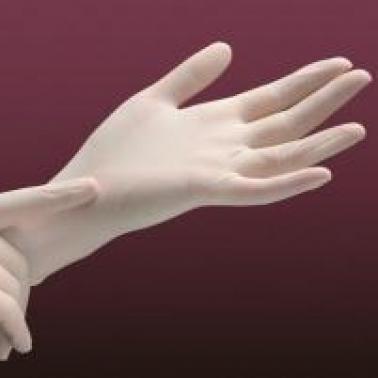 Găng tay phẫu thuật tiệt trùng không bột