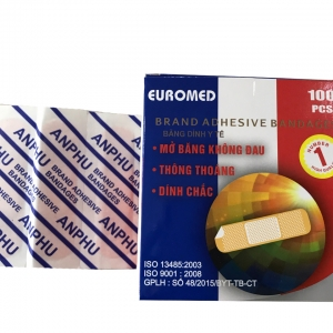 Băng cá nhân EUROMED
