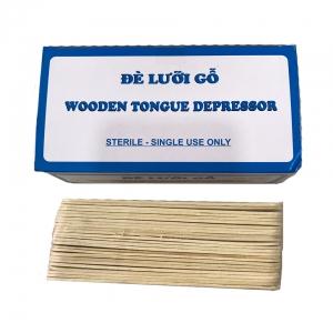 Hộp đè lưỡi gỗ